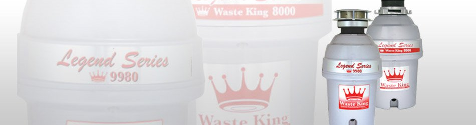 Shop Waste King