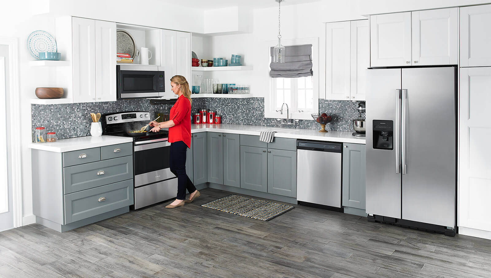 AMANA® STAINLESS STEEL KITCHEN SUITE